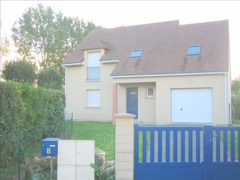 Rental house / villa Honfleur 994€ CC - Picture 1
