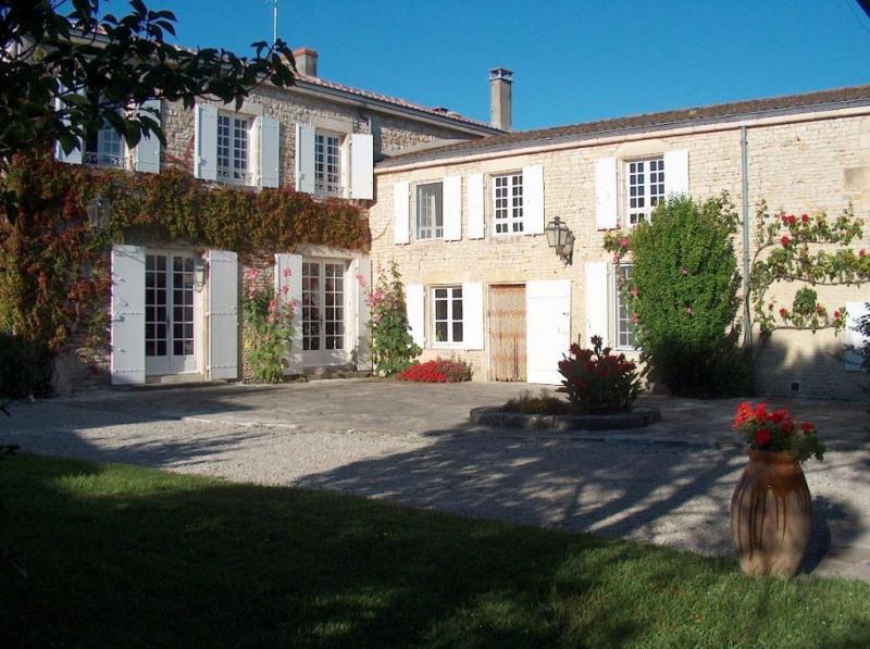 Deluxe sale house / villa Benon 595000€ - Picture 1