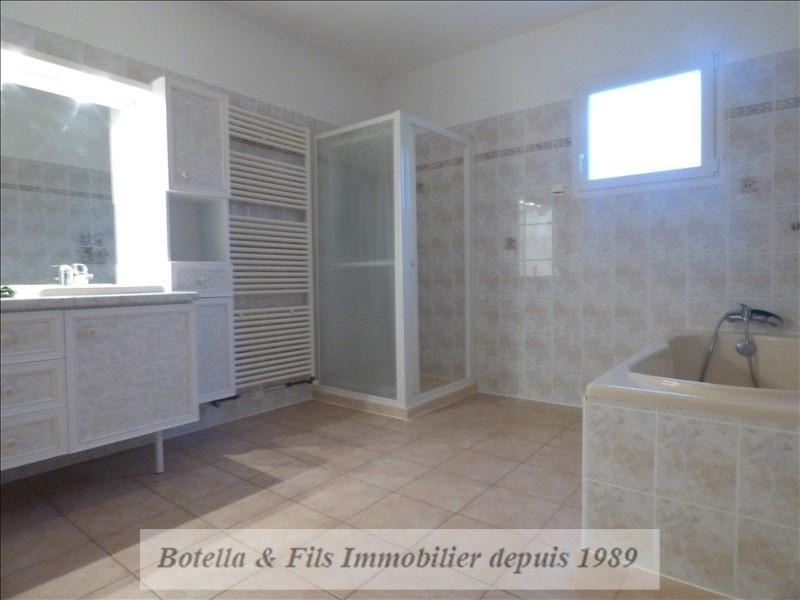 Sale house / villa Uzes 421000€ - Picture 7