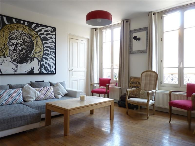 Sale apartment Troyes 118 500€ - Picture 1