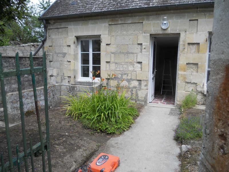 Rental house / villa St pierre aigle 660€ CC - Picture 2