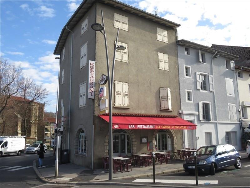 Vente immeuble Le puy en velay 128300€ - Photo 1