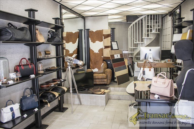 Sale building Thiers 38500€ - Picture 1