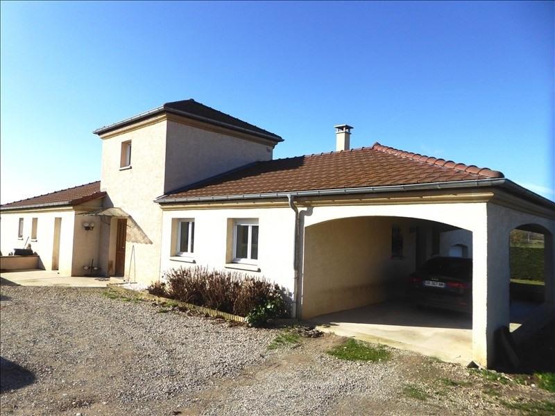 Vente maison / villa Satolas et bonce 468000€ - Photo 1