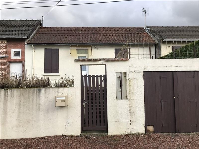 Sale house / villa Peronne 44000€ - Picture 1