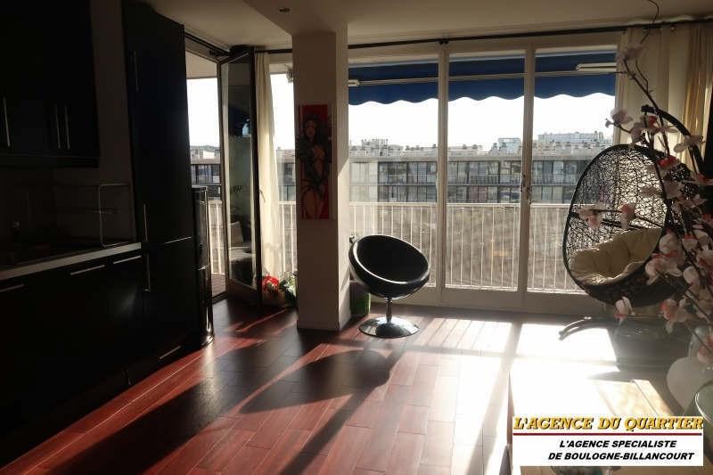 Venta  apartamento Boulogne-billancourt 569000€ - Fotografía 3