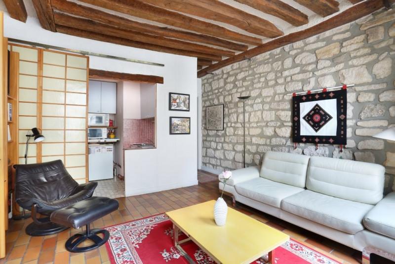 Vente de prestige appartement Paris 4ème 535000€ - Photo 6