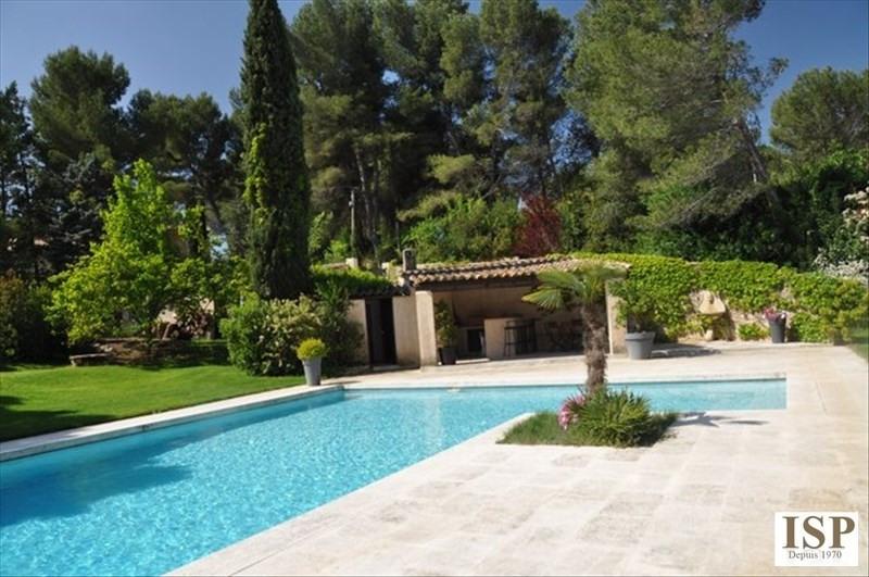 Vente de prestige maison / villa Les milles 1095000€ - Photo 5