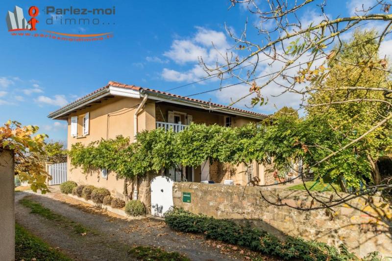 Vente maison / villa Haute-rivoire 260000€ - Photo 20