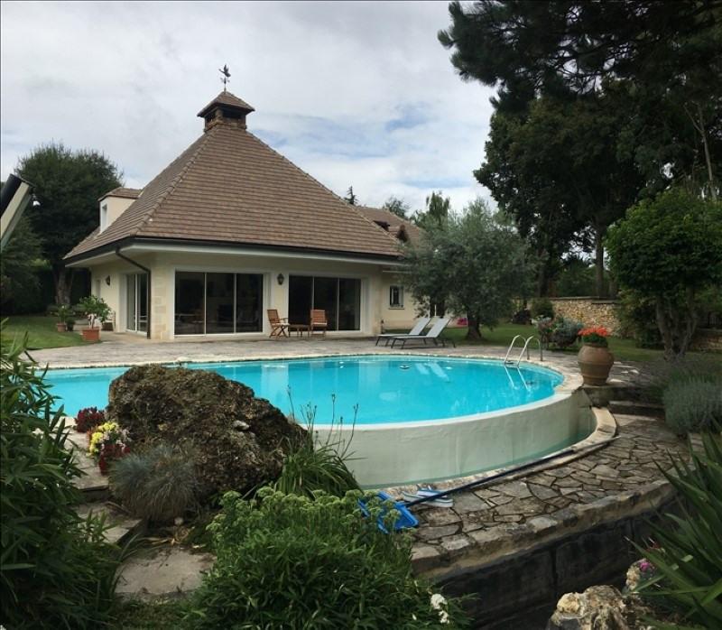Vente de prestige maison / villa Fourqueux 1900000€ - Photo 2