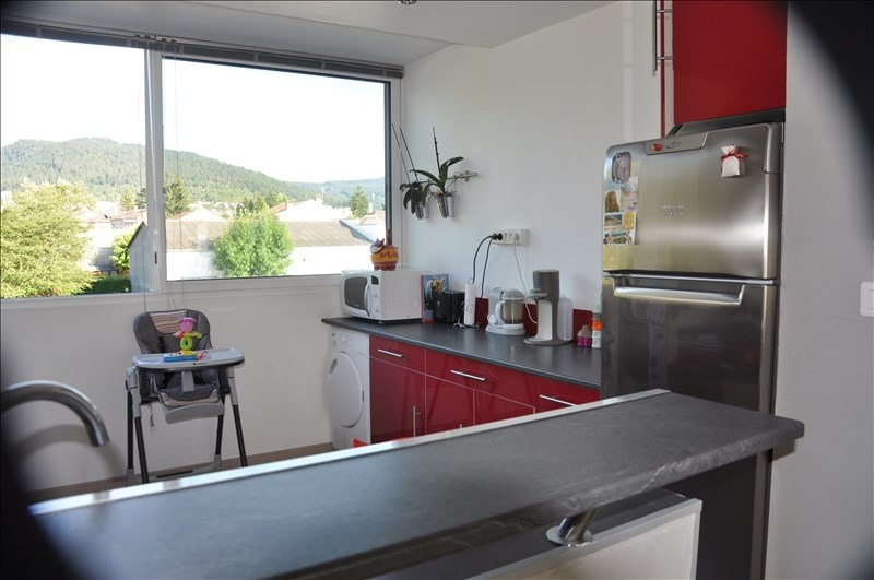 Sale apartment Oyonnax 123 000€ - Picture 2