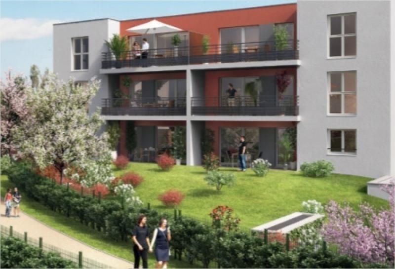 Verkoop  appartement Metz 238500€ - Foto 5