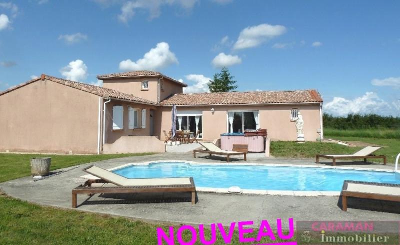 Vente de prestige maison / villa Labastide beauvoir  10 minutes 397000€ - Photo 1