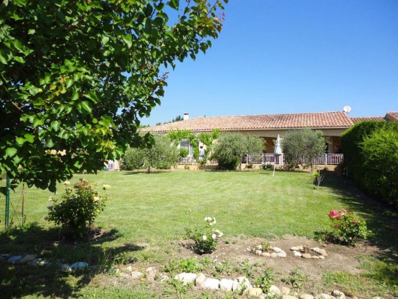 Vente maison / villa Althen des paluds 410000€ - Photo 1