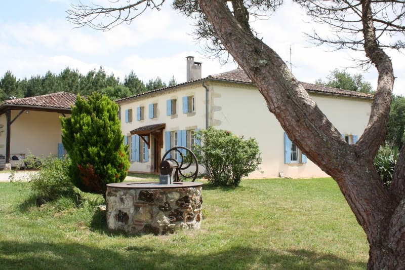 Sale house / villa Langon 530000€ - Picture 1