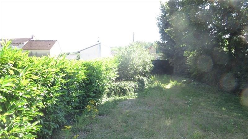Vente terrain Ballancourt sur essonne 118000€ - Photo 1