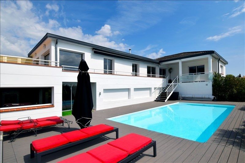 Deluxe sale house / villa Rouffiac tolosan 739000€ - Picture 8