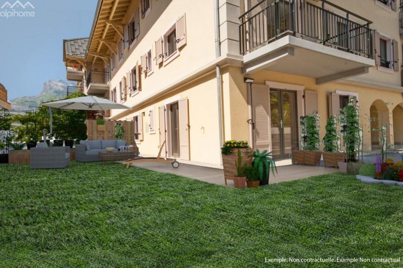 Vente appartement Saint gervais les bains 239000€ - Photo 2