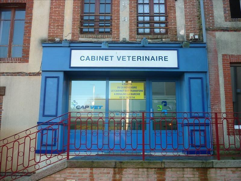 Produit d'investissement immeuble Tourouvre 92000€ - Photo 2