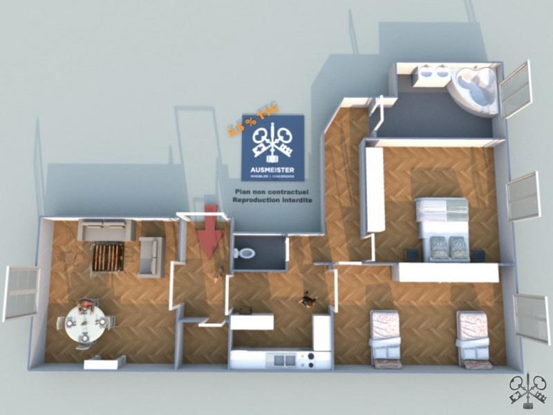 Sale apartment Neuilly sur seine 760000€ - Picture 4