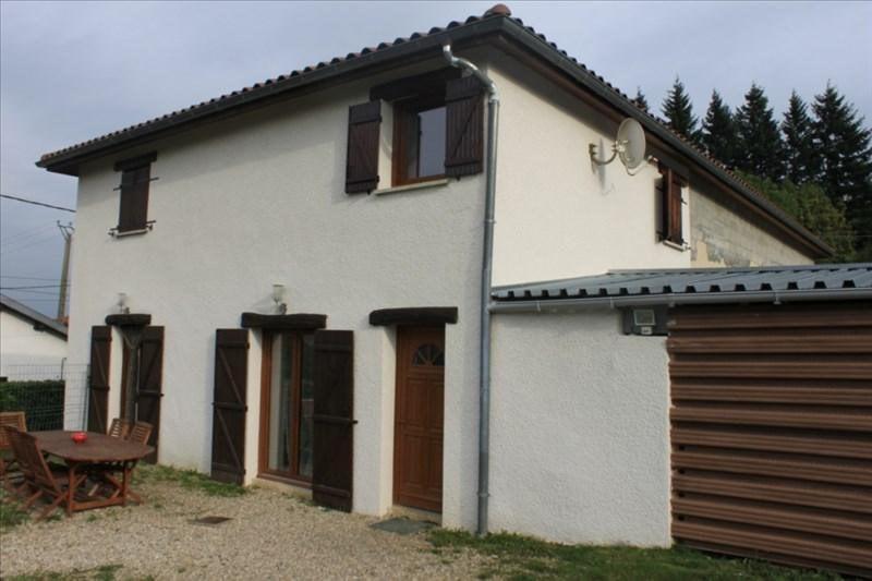 Sale house / villa Pommier de beaurepaire 200000€ - Picture 2