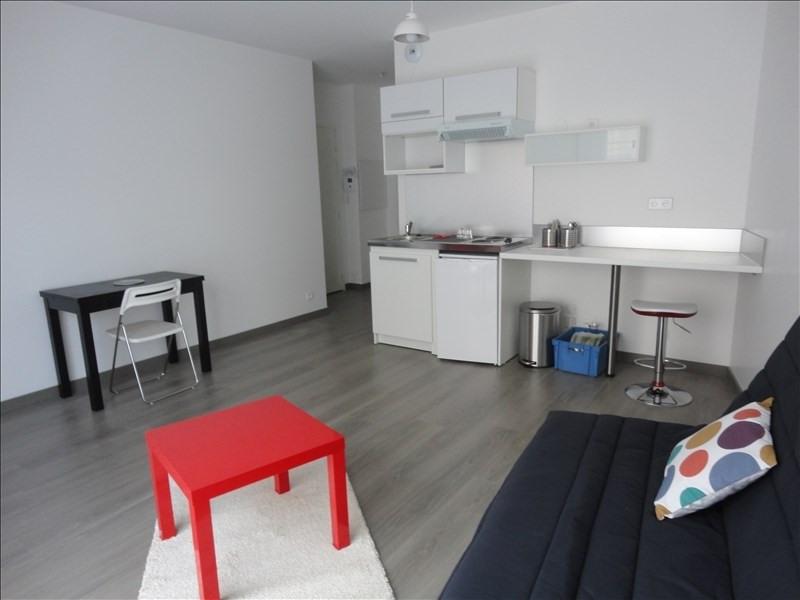 Rental apartment Bures sur yvette 681€ CC - Picture 2