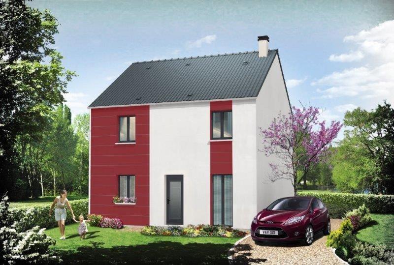 Maison  6 pièces + Terrain 700 m² Longuerue par RESIDENCES INTER ROUEN
