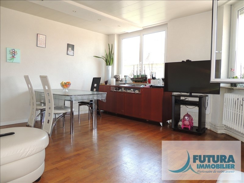 Vente appartement Forbach 129600€ - Photo 3