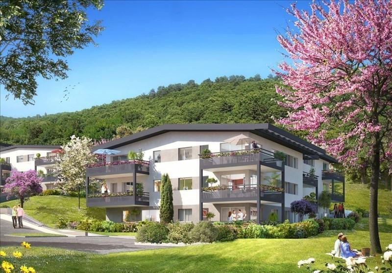 Venta  apartamento Aix les bains 204000€ - Fotografía 1