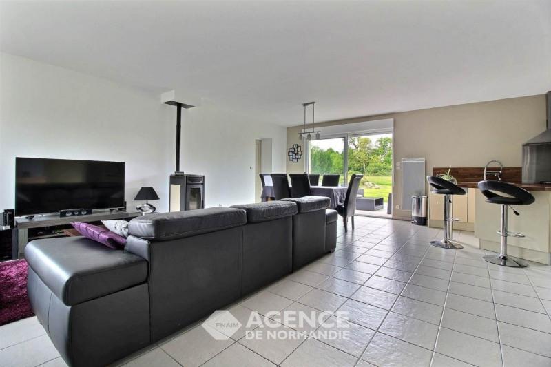 Sale house / villa Orbec 155000€ - Picture 2