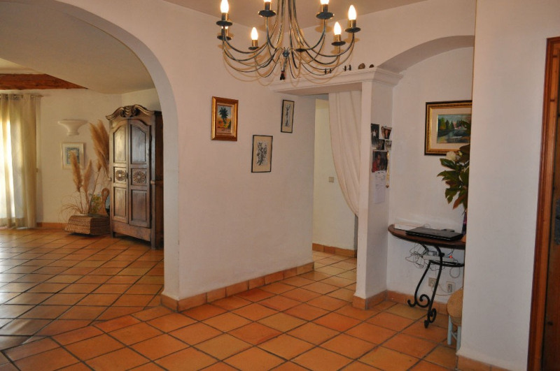 Deluxe sale house / villa Gattieres 689 000€ - Picture 3