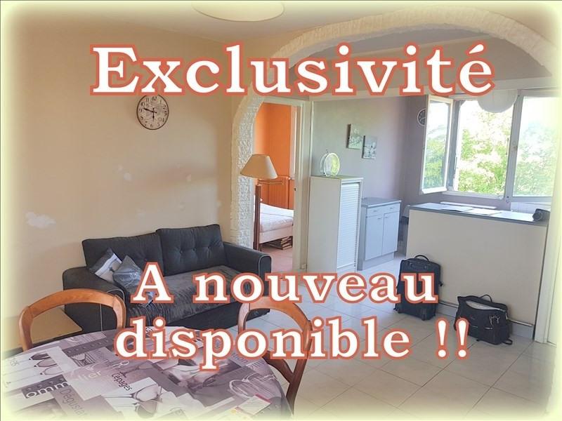 Vente appartement Le raincy 160000€ - Photo 1