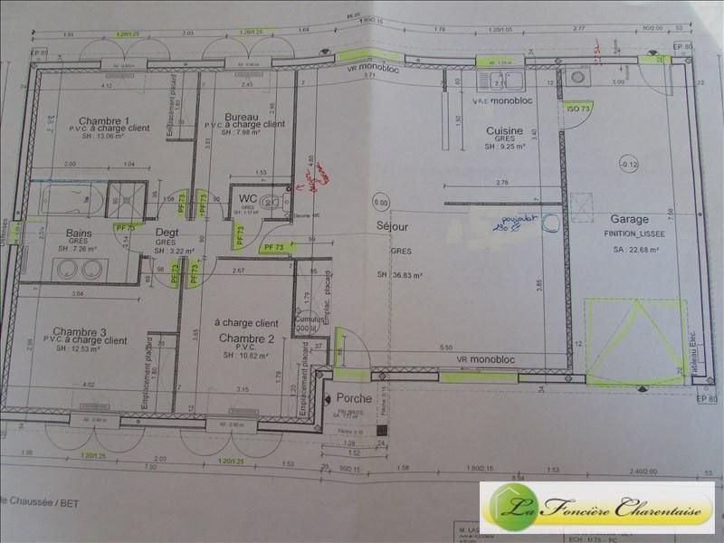 Vente maison / villa Vervant 138000€ - Photo 11