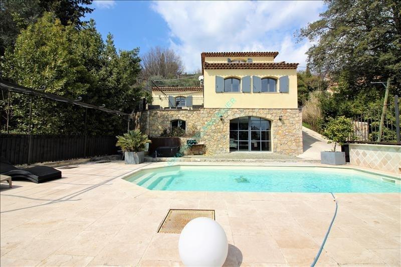 Vente de prestige maison / villa Speracedes 645000€ - Photo 1