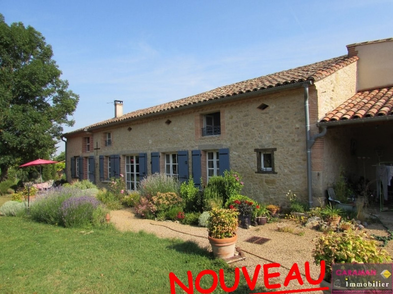 Vente maison / villa Caraman secteur 445 000€ - Photo 1
