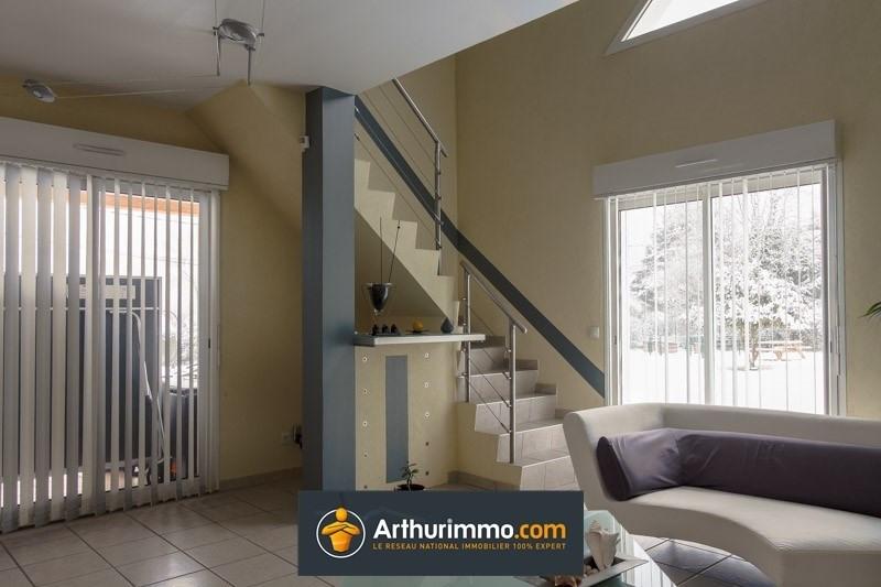 Vente maison / villa Morestel 334000€ - Photo 5