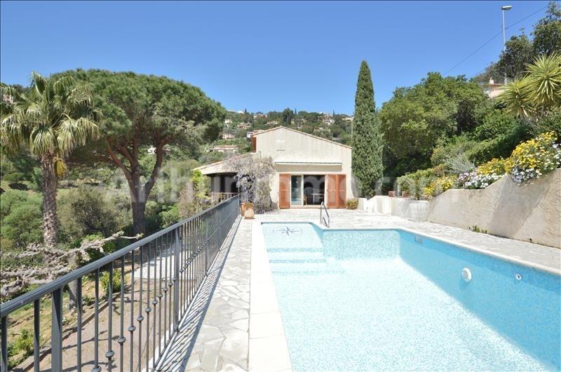 Vente de prestige maison / villa Les issambres 728000€ - Photo 1