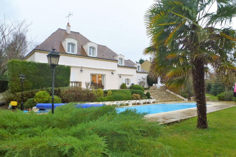 Deluxe sale house / villa Feucherolles 1 370 000€ - Picture 1