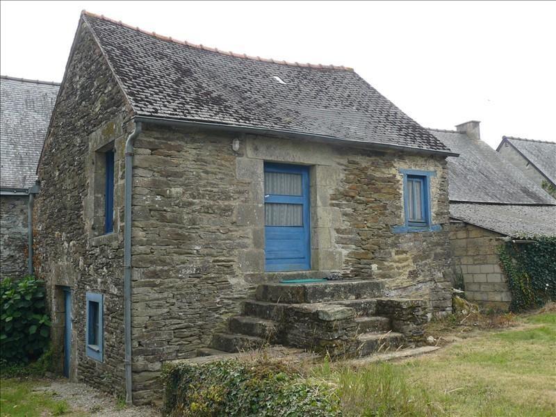 Vente maison / villa Guegon 32000€ - Photo 2