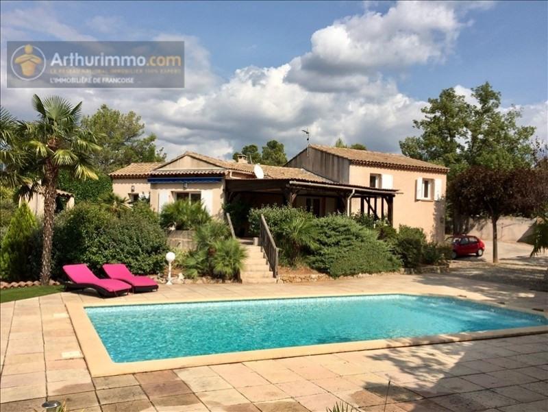 Sale house / villa Nans les pins 418000€ - Picture 1