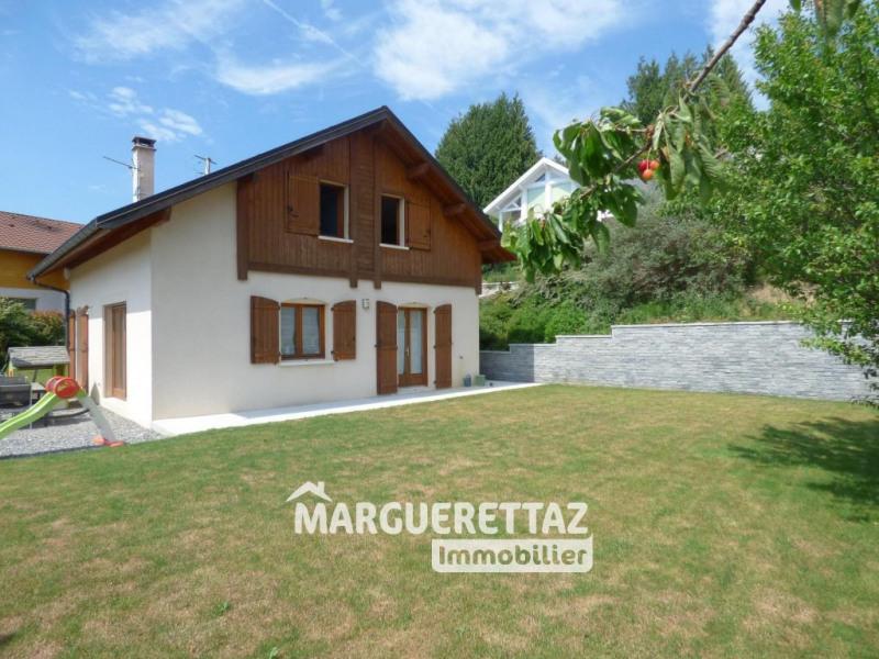 Sale house / villa Viuz-en-sallaz 464000€ - Picture 1