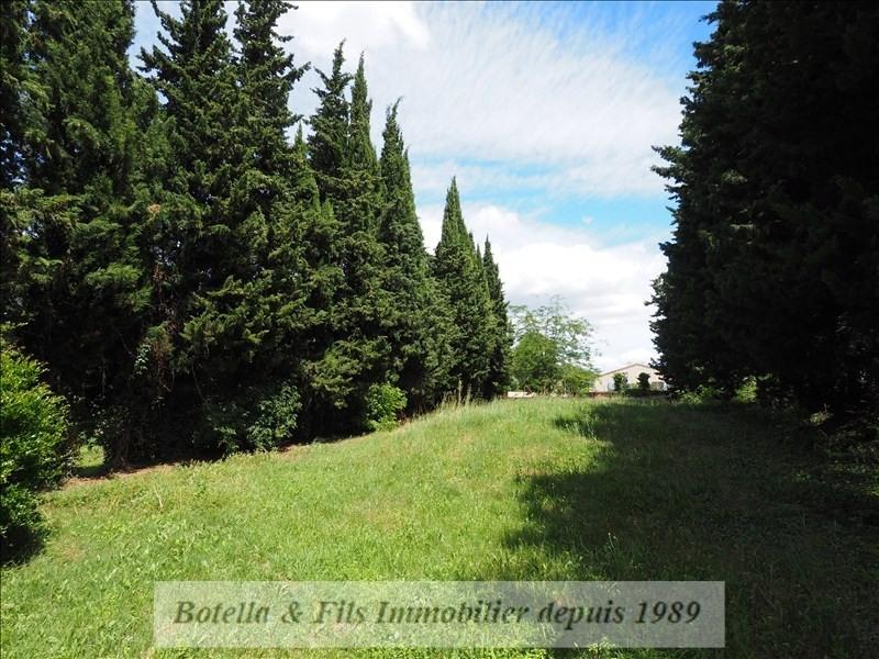 Vendita terreno Bagnols sur ceze 135000€ - Fotografia 1