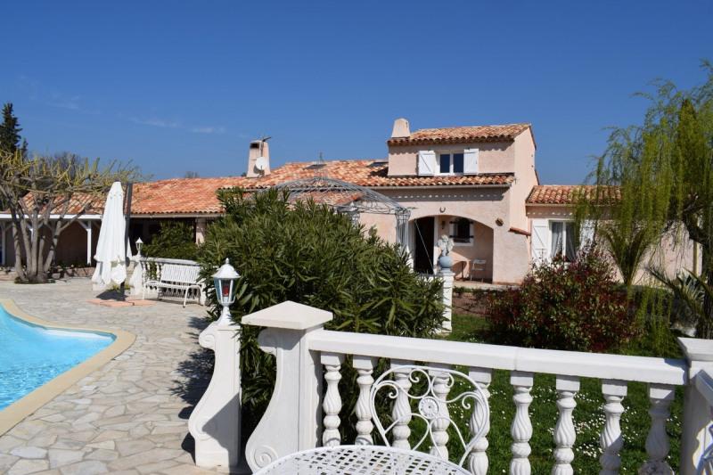 Vente de prestige maison / villa Montauroux 645000€ - Photo 1