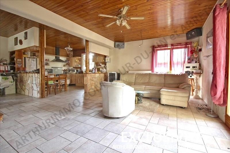 Vente maison / villa Les abrets 225000€ - Photo 3
