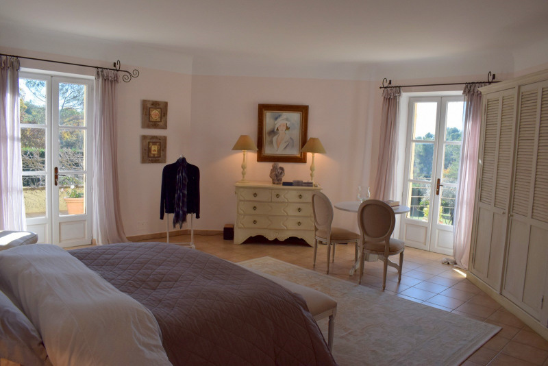 Immobile residenziali di prestigio casa Fayence 1085000€ - Fotografia 45