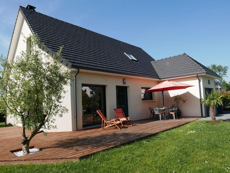 Verkoop  huis Trouville sur mer 376300€ - Foto 1