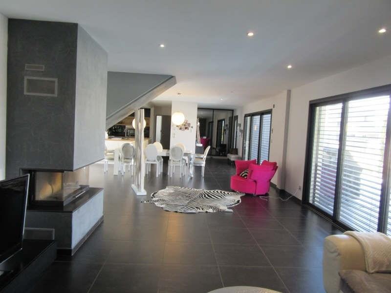 Revenda residencial de prestígio casa St cyr sur le rhone 695000€ - Fotografia 6