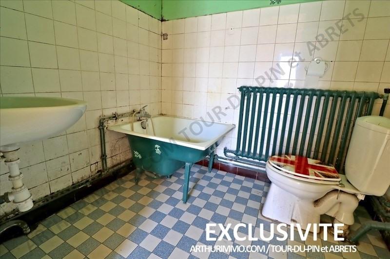 Sale house / villa La tour-du-pin 89000€ - Picture 6