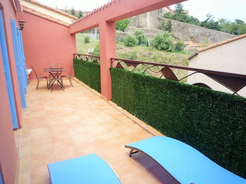 Vacation rental apartment Collioure 468€ - Picture 7