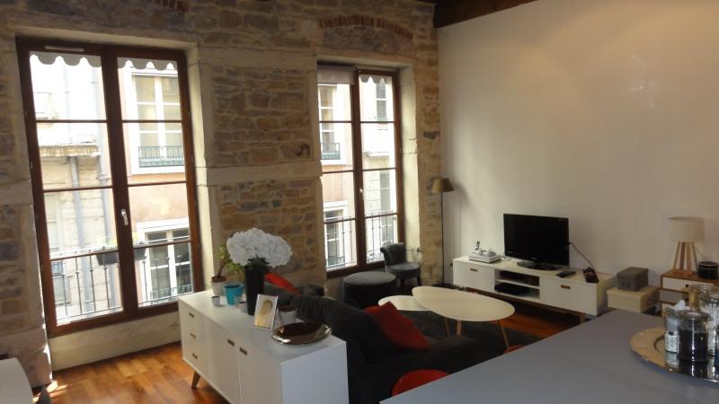 Sale apartment Lyon 1er 434500€ - Picture 1